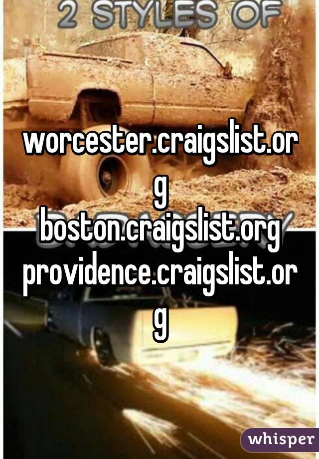 Providencecraigslist