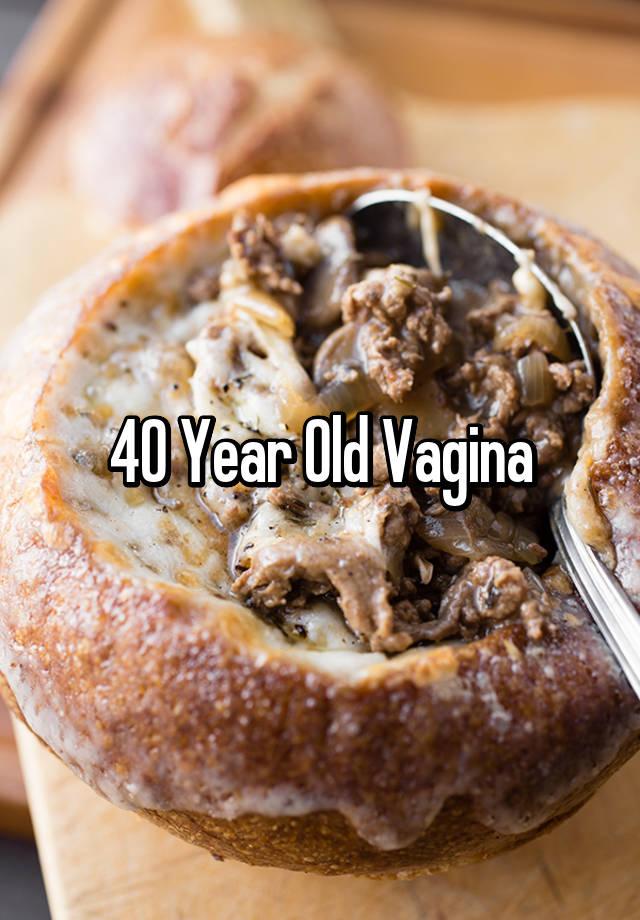 Old vagina