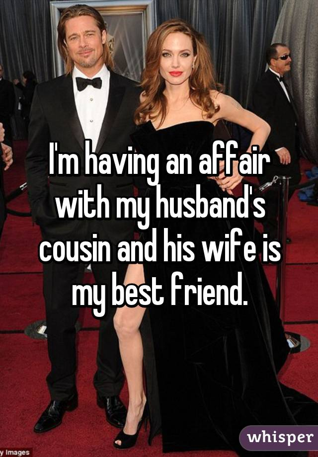Having friend with wife affair I had