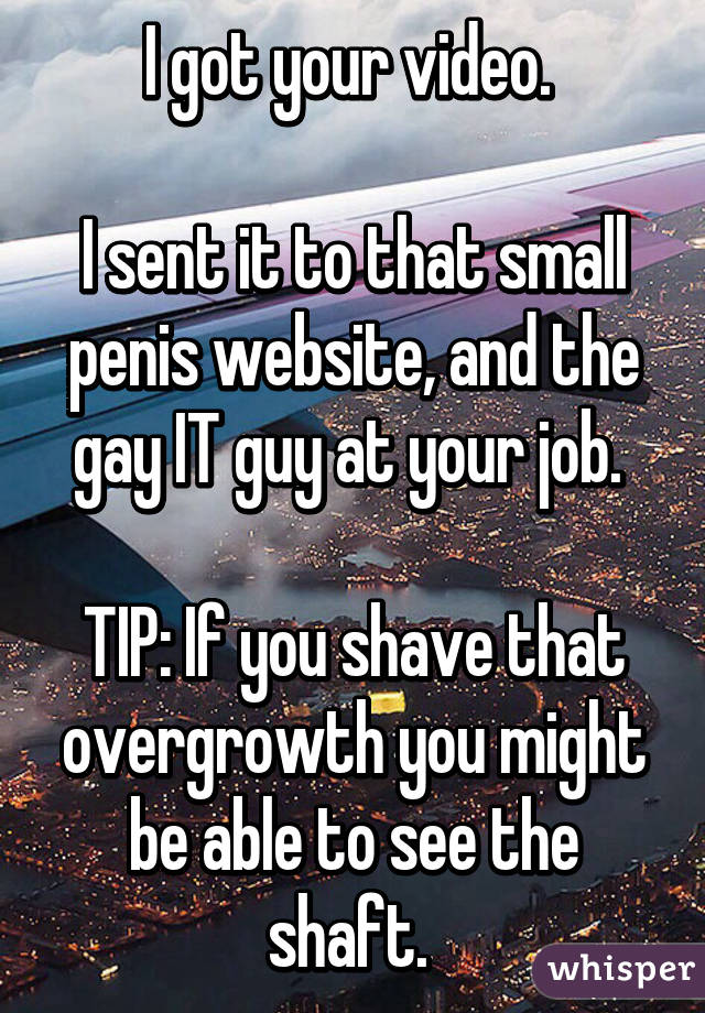shave-your-penis-vid