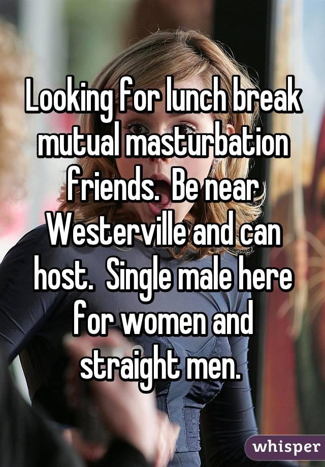Opinion Can mutual masturbation something is