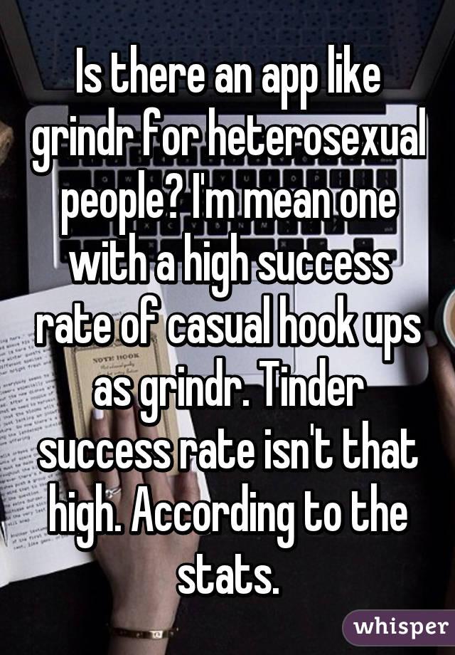 Grindr for heterosexuals