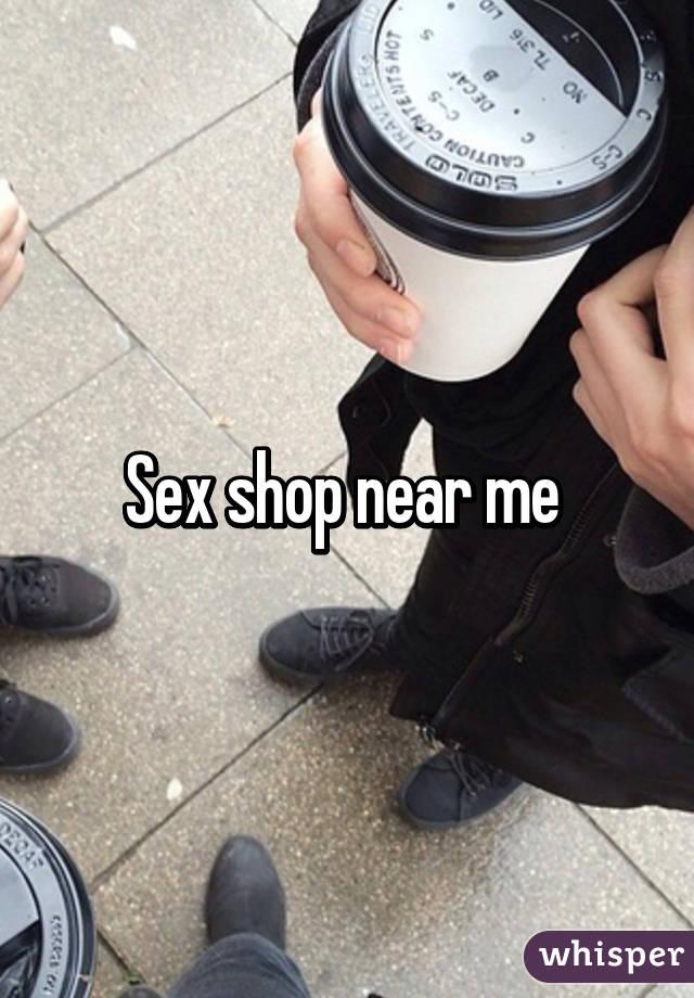 Sexy shop near me