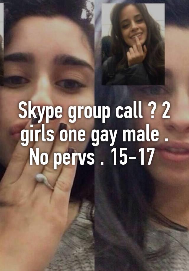 skype call girls