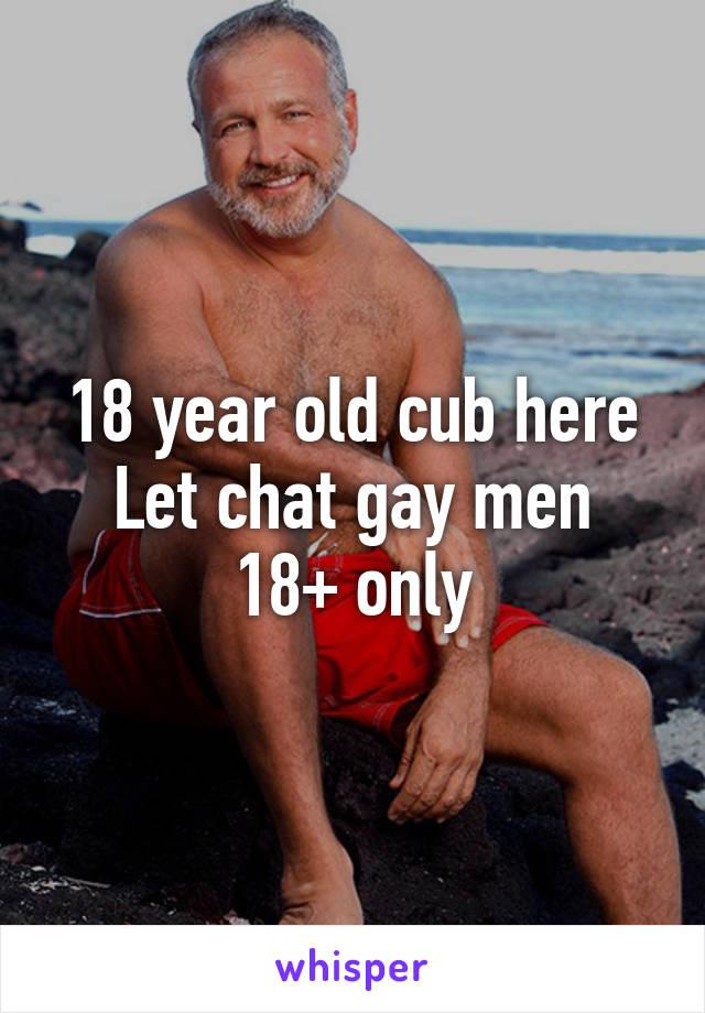chat gay men
