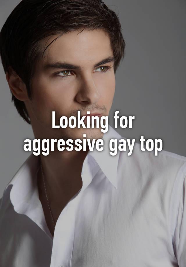 Агрессивный гомосексуалист