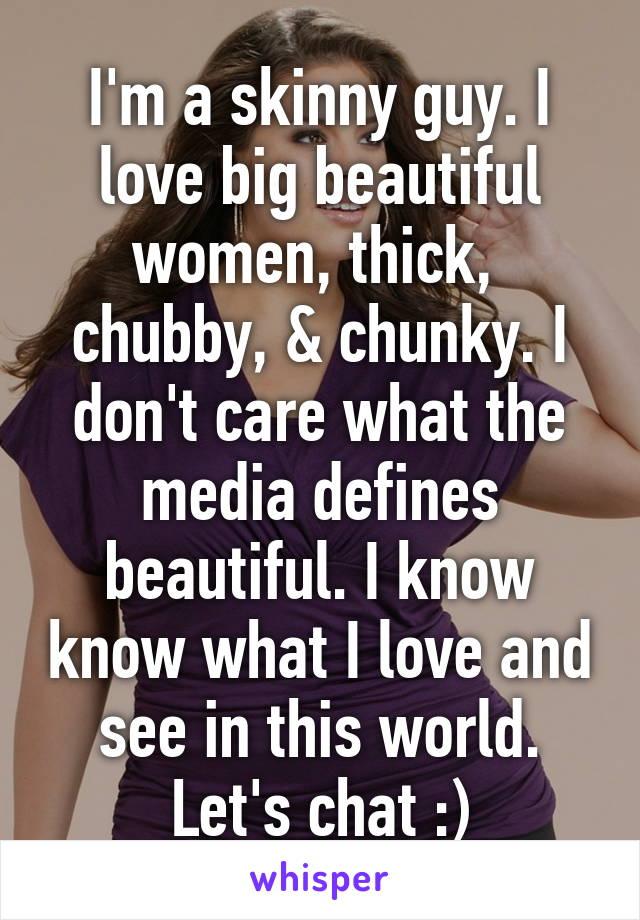 Big beautiful women chat