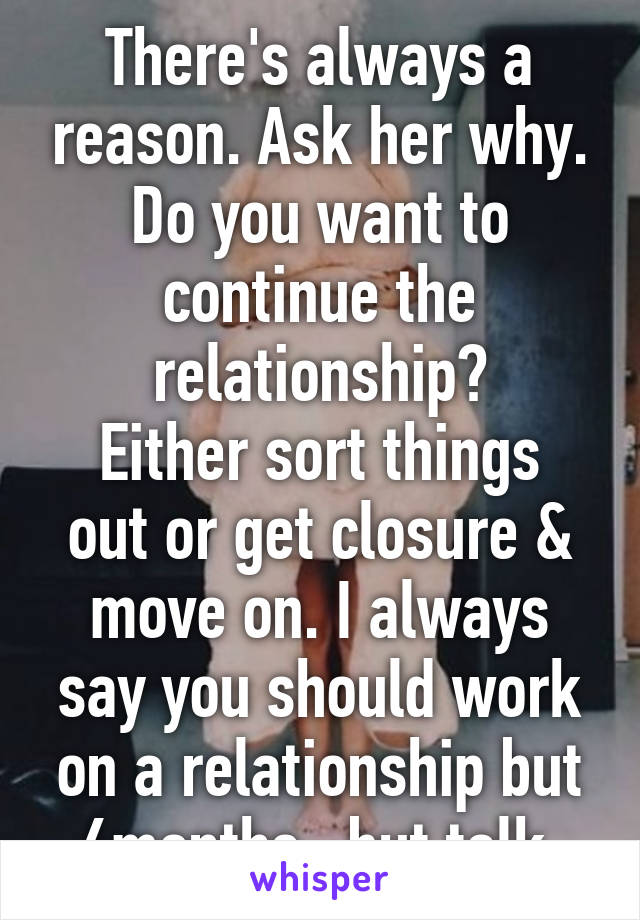 Want To Why A Relationship I Be Do In