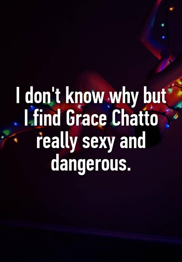 Sexy grace chatto Grace Chatto