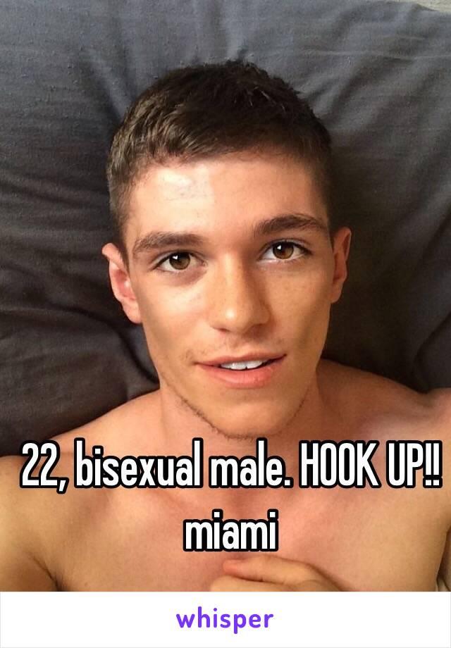 Perks of hookup a bisexual guy