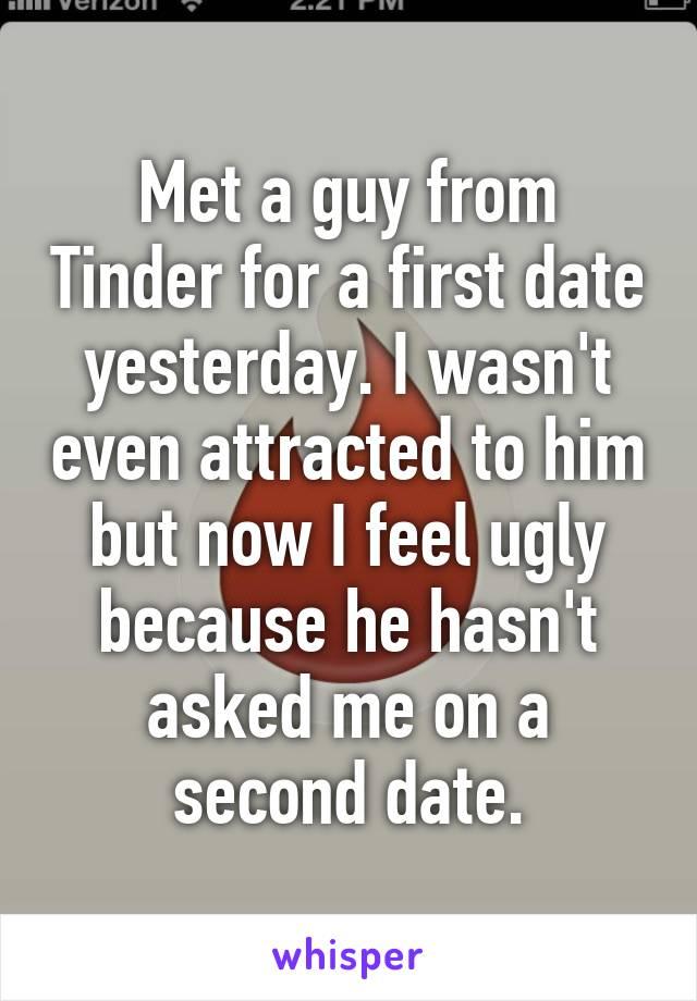 tinder second date