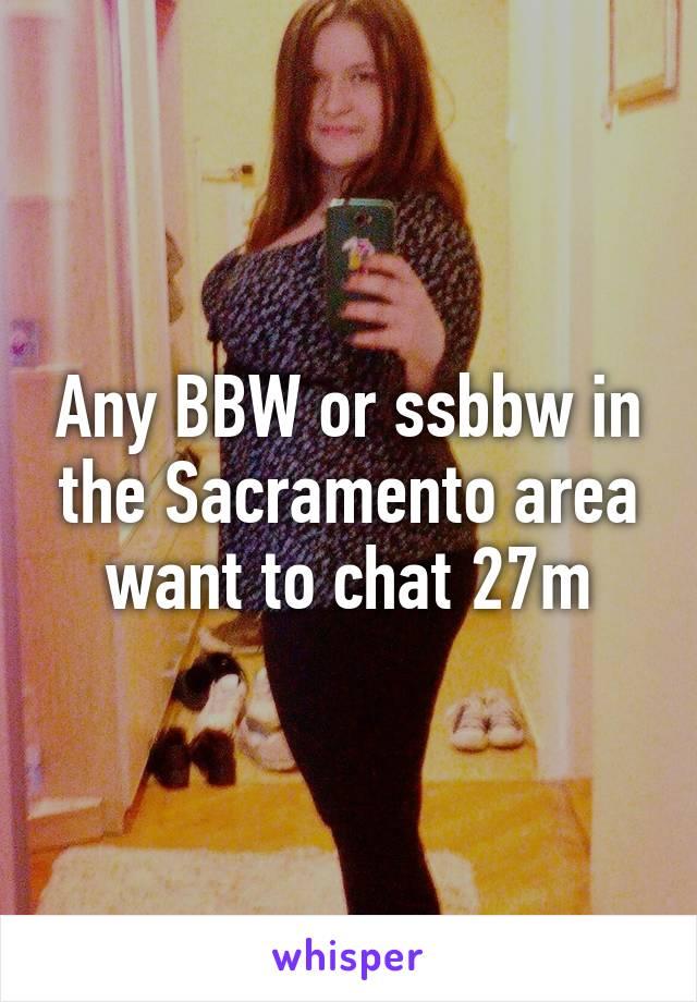 Bbw sacramento