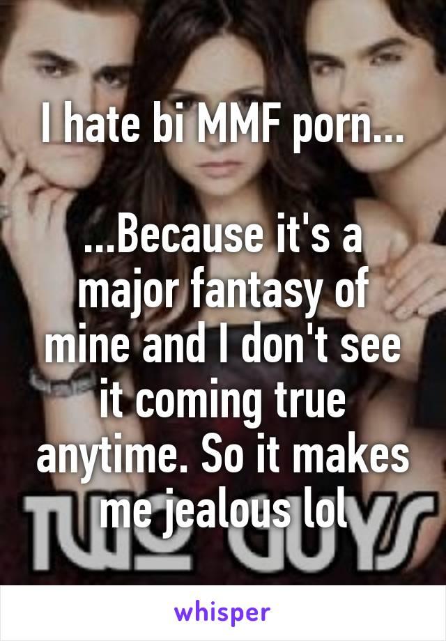 Jealous wife making me