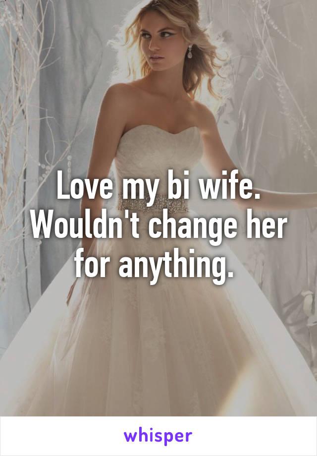 Wife talks sex