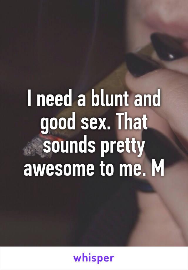 Sex blunt Emily Blunt