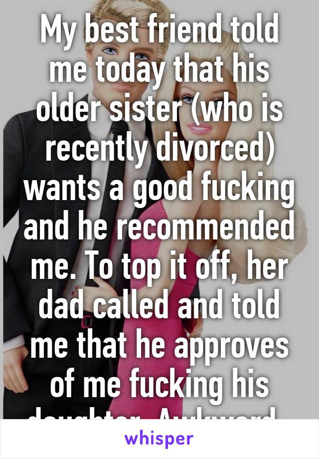 Fucking My Best Friends Mother