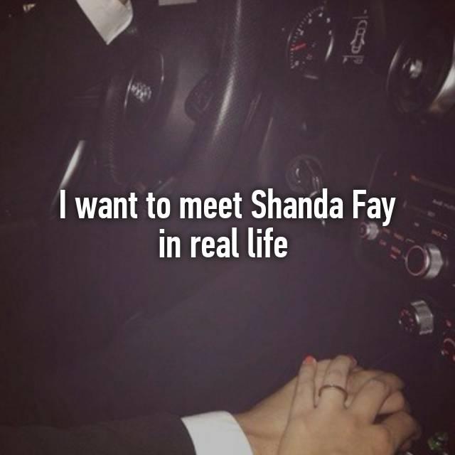 Shanda Fay