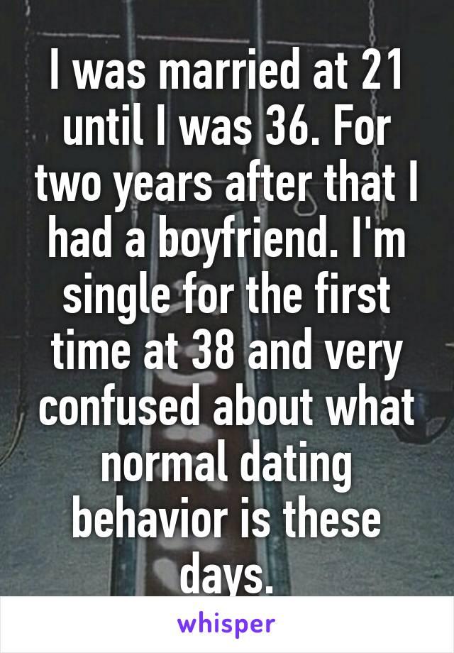 What is normal dating behavior, jack black marridge proposition video