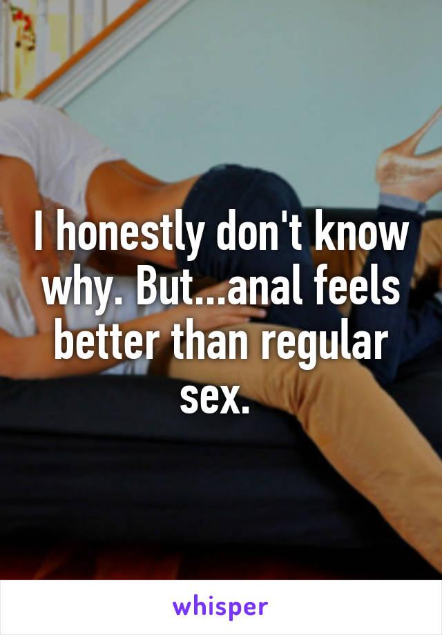 Adria von anal