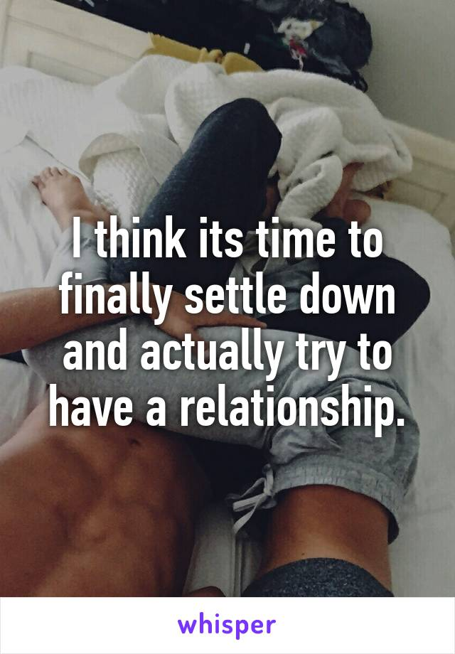 What Does It Mean To Reconcile Down In A Relationship