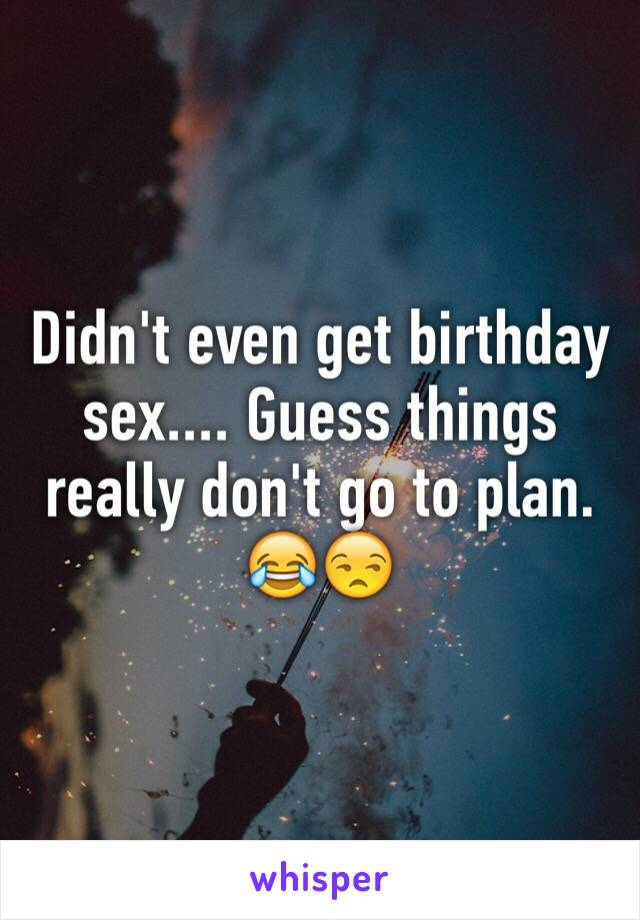 Think, that why you didnt get any sex opinion