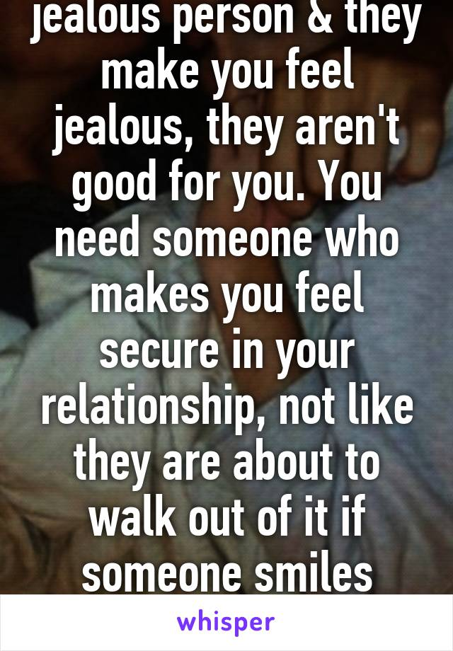 How to make someone you like jealous