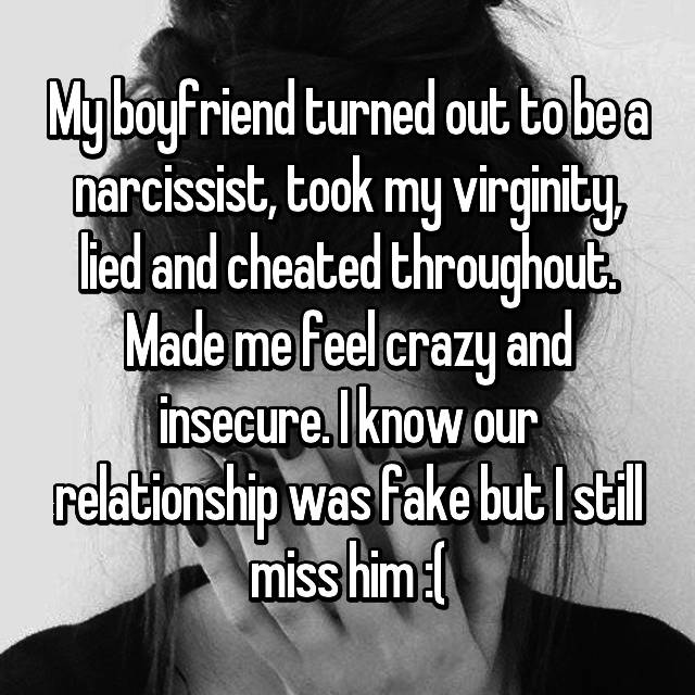 I Think Im Dating A Narcissist