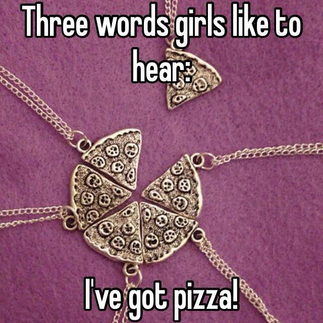 words girls love to hear