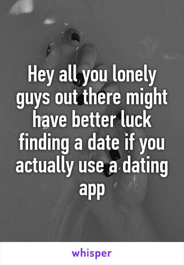 Luck dating app