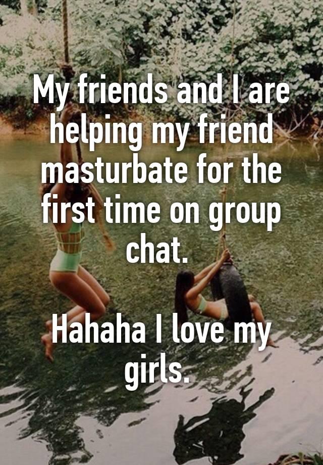 Let My Friend Cum Inside Me