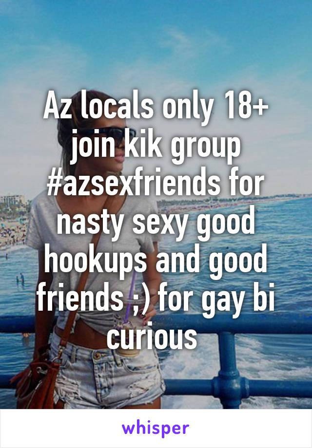 Gay kik arizona