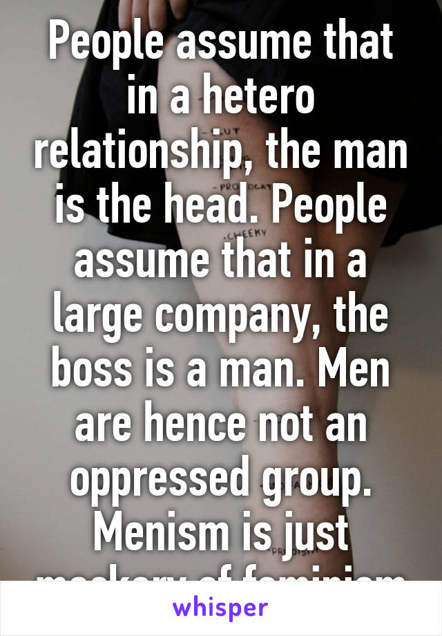 Herosexual relationship