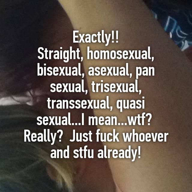 Quasi-sexual