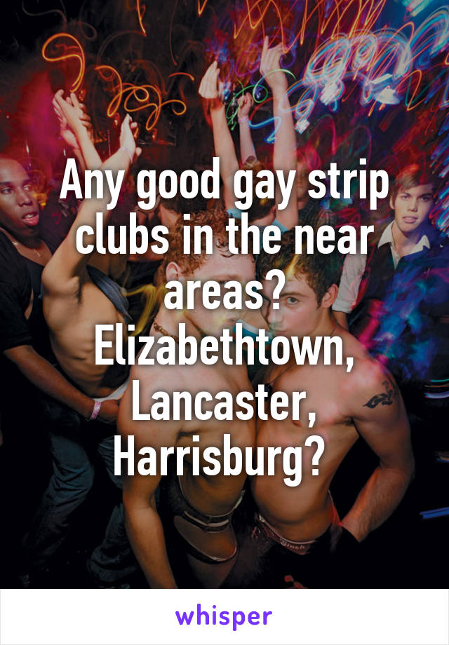 from Javier gay clubs in lancaster