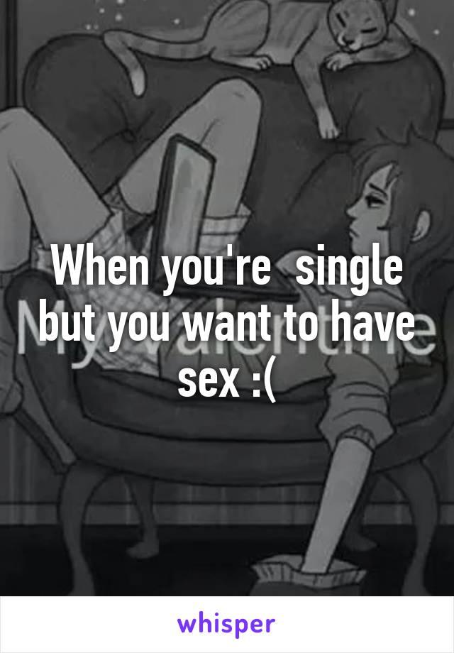 В singles есть секс