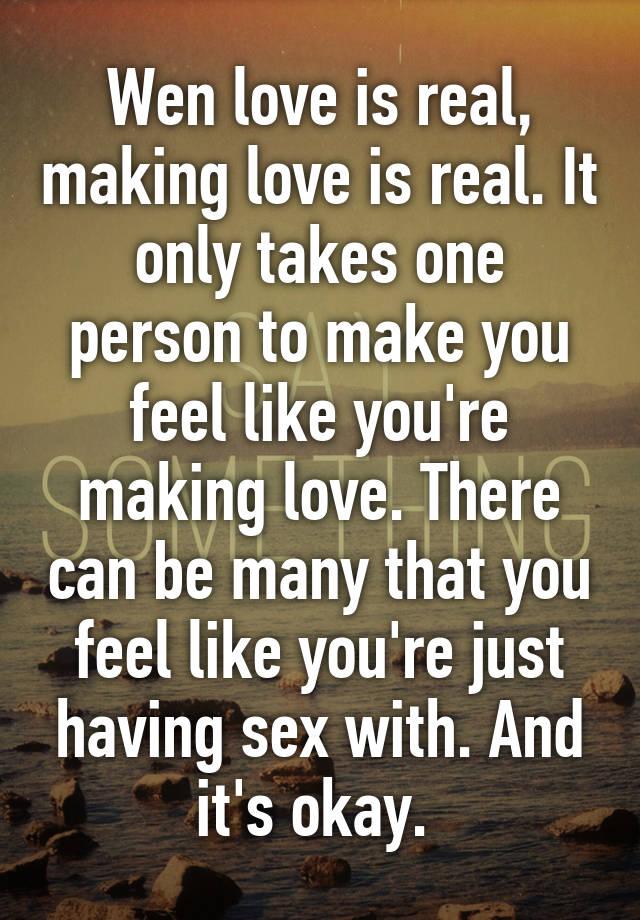 make stuft feel like real sex