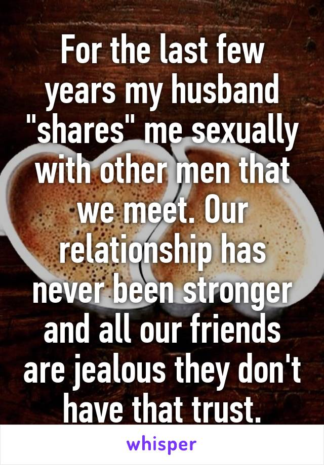 My husband has never been in love with me