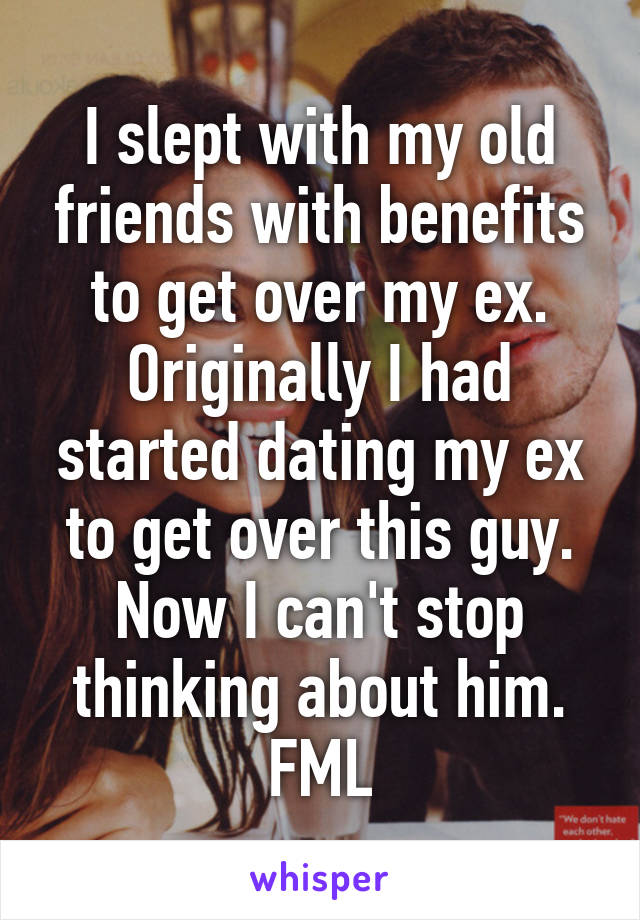 I Started Dating My Friends With Benefits