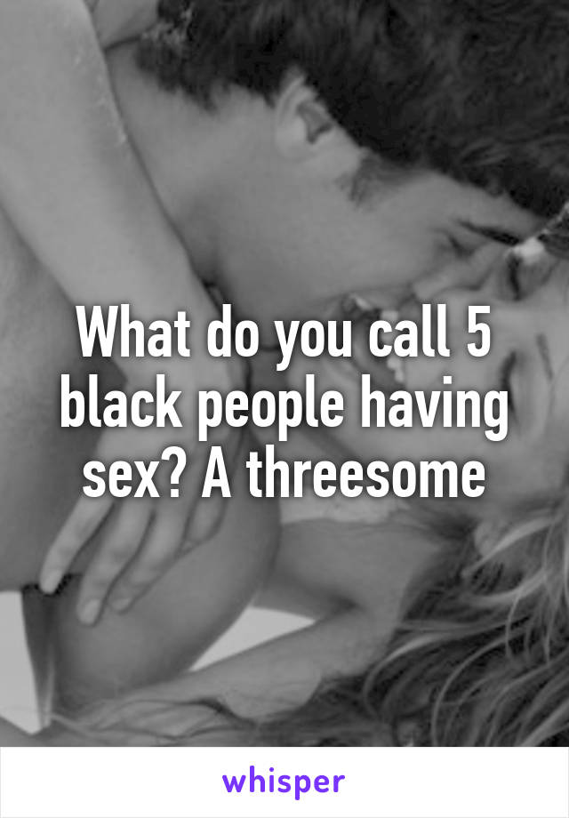 White and black people haveing sex