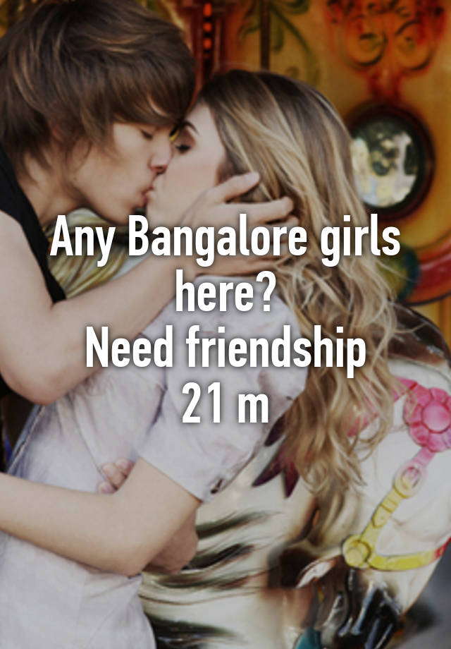 friendship and dating bangalore