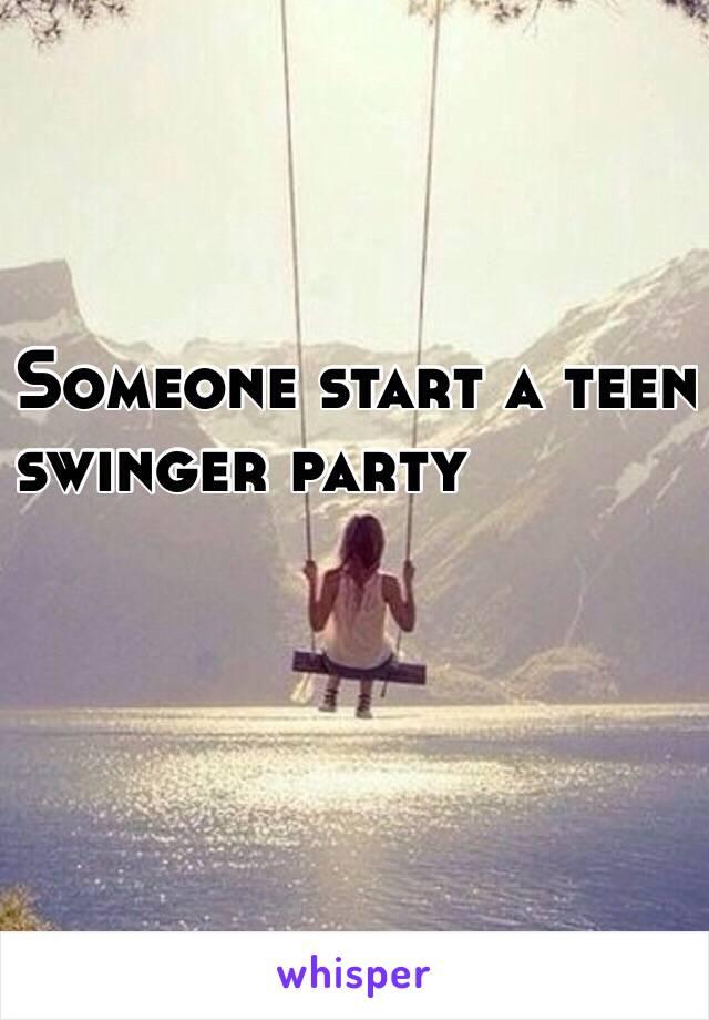 Album party photo swinger