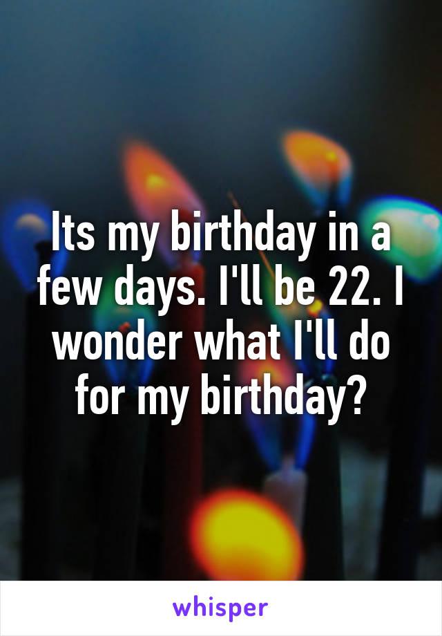 Birthday Number 22