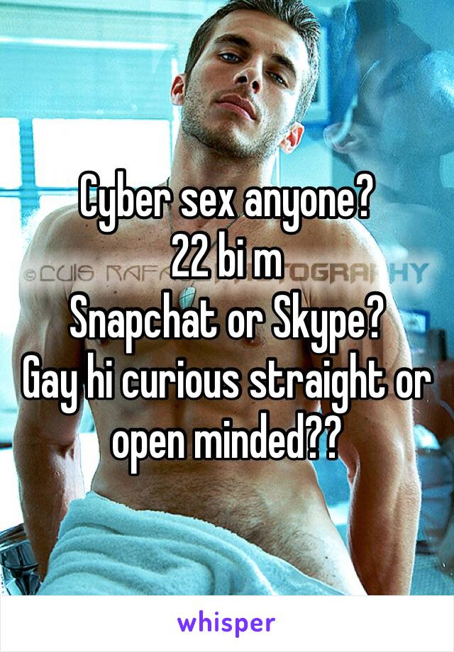 Where to find gay cyber sex
