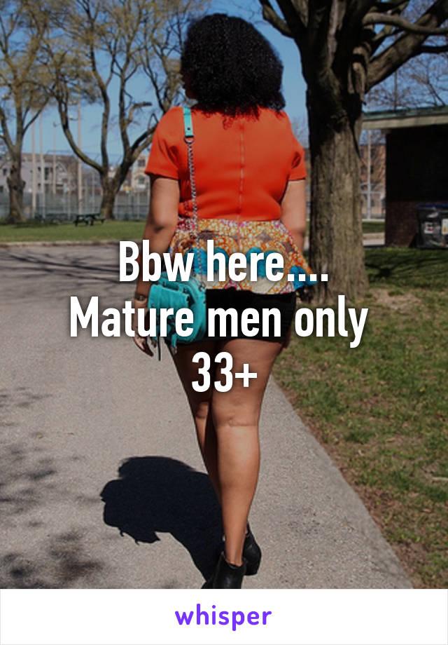 Mature see through lingerie