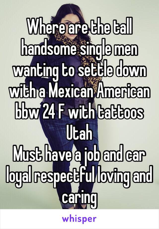 Where are the single men