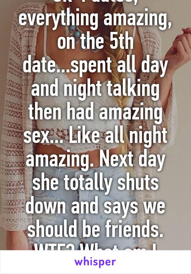 5th date sex