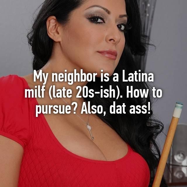 DAWN: Latina milf ass