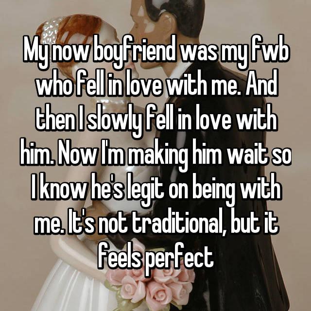 Fwb love