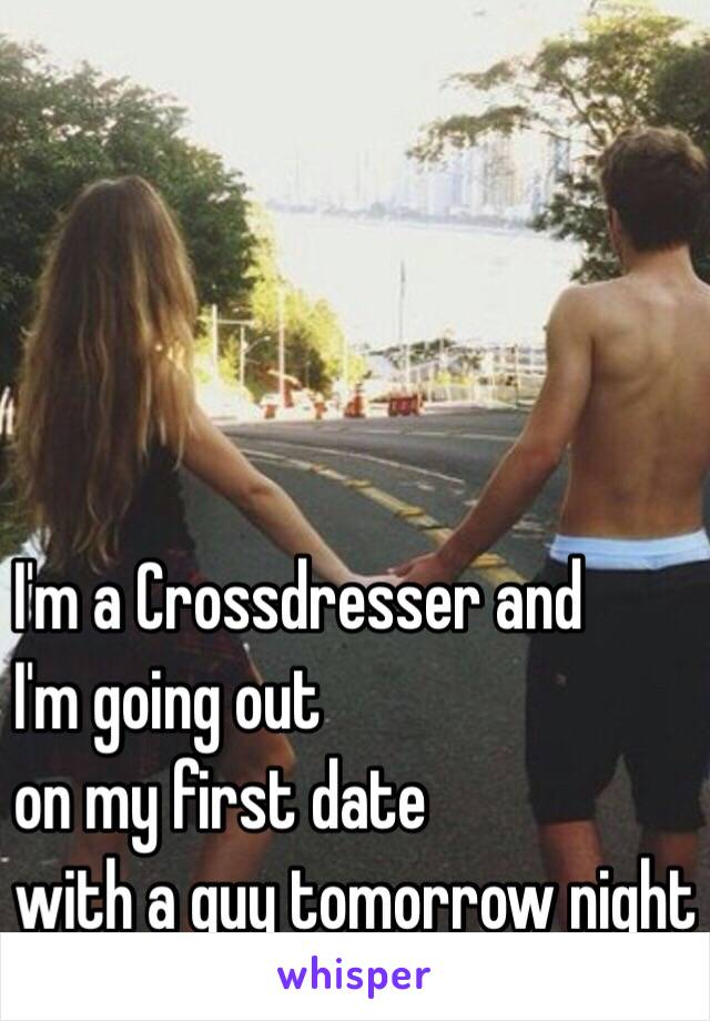 going on my first date