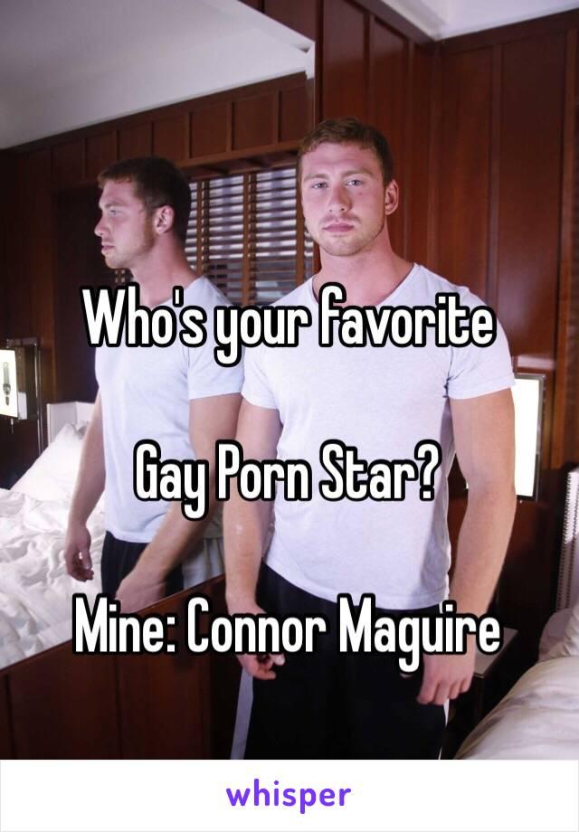 Favorite gay porn